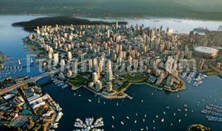 فریت بار به ونکوور با کمترین هزینه حمل