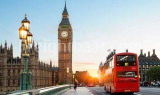 فریت بار به لندن از باربری فرودگاه امام