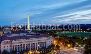فریت بار به واشنگتن با مناسبترین نرخ حمل