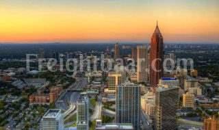 فریت بار به آتلانتا با مناسب ترین هزینه حمل