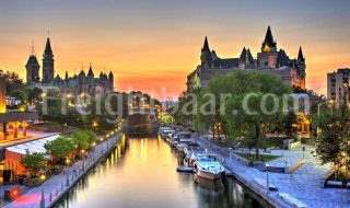 فریت بار به اتاوا کانادا با مناسبترین نرخ حمل
