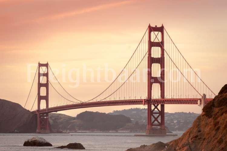 فریت بار به سانفرانسیسکو با کمترین نرخ حمل