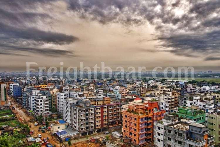 فریت بار به داکا با نازل ترین نرخ بازار